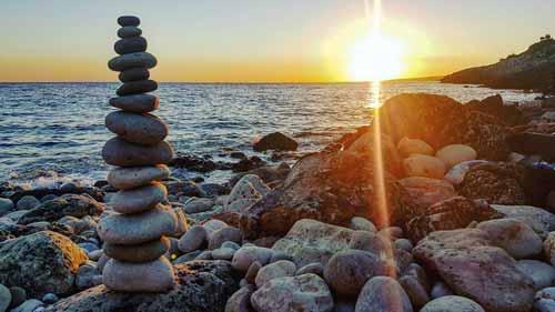 meditation_rocks_sunset